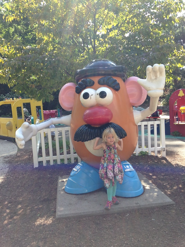 hasbro park mr.potato koskie