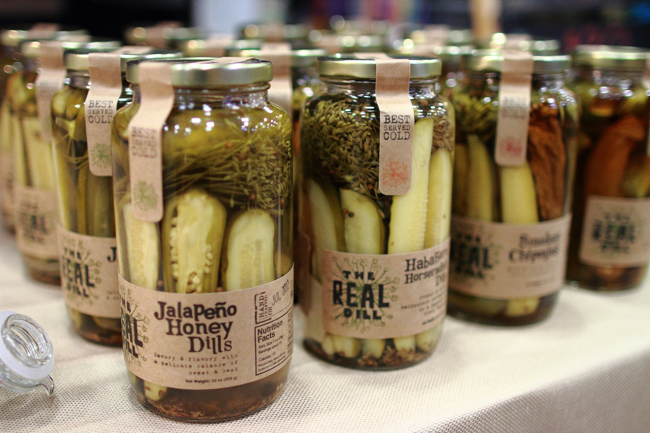 real dill pickles denver