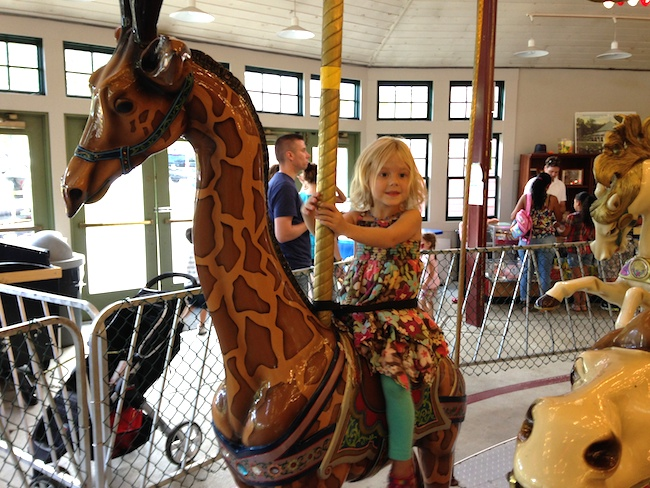 roger williams carousel koskie