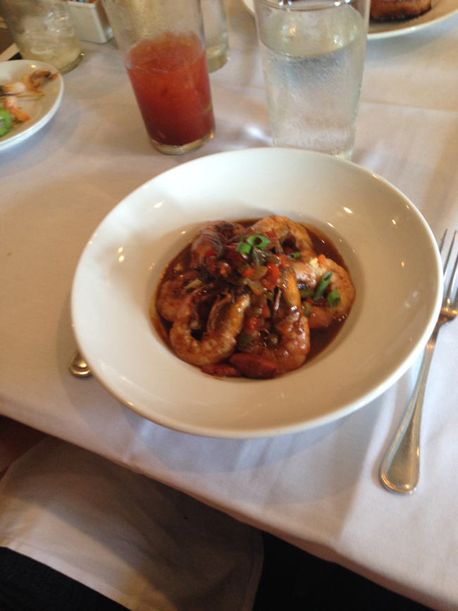 shrimp grits apolline